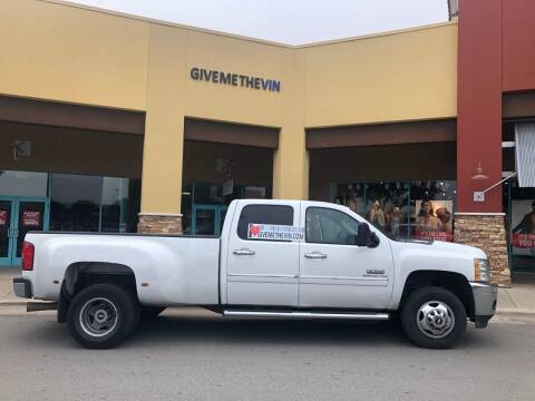 2013 Chevrolet Silverado 3500HD for sale at Gator Truck Center of Ocala in Ocala FL