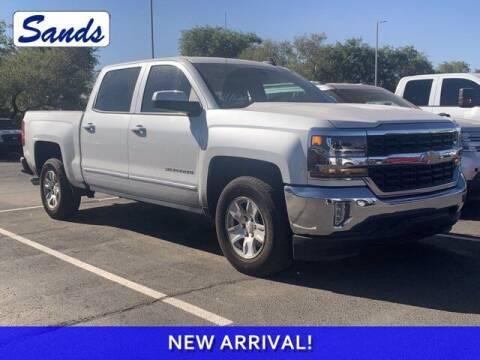 2018 Chevrolet Silverado 1500 for sale at Sands Chevrolet in Surprise AZ