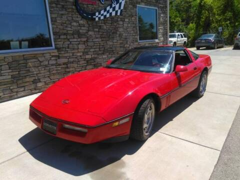 1989 Chevrolet Corvette for sale at Cj king of car loans/JJ's Best Auto Sales in Troy MI