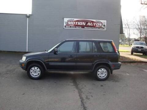 1999 Honda CR-V for sale at Motion Autos in Longview WA