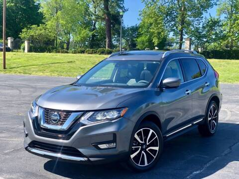 2018 Nissan Rogue for sale at Sebar Inc. in Greensboro NC