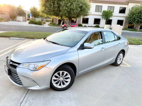 2017 Toyota Camry for sale at Destination Motors in Temecula CA