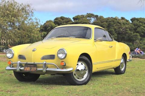 1968 Volkswagen Karmann Ghia for sale at Dodi Auto Sales in Monterey CA