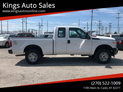 2012 Ford F-250 Super Duty for sale at Kings Auto Sales in Cadiz KY