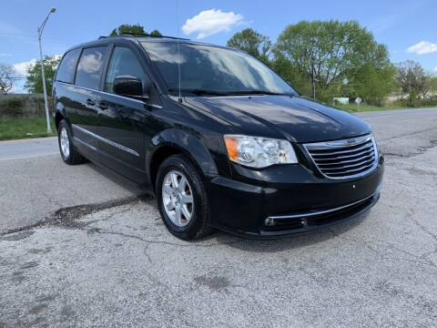 2013 Chrysler Town and Country for sale at InstaCar LLC in Independence MO