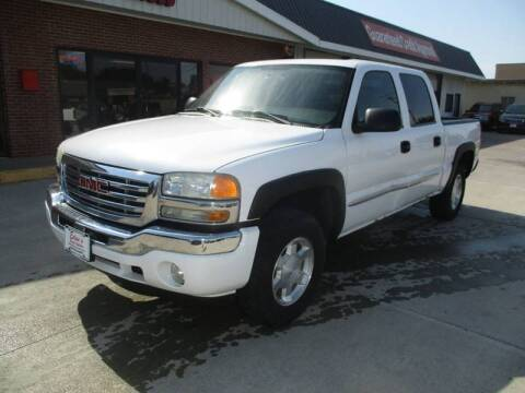 2007 GMC Sierra 1500 Classic for sale at Eden's Auto Sales in Valley Center KS