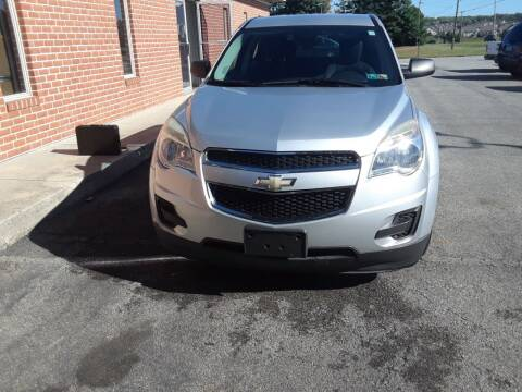 2012 Chevrolet Equinox for sale at Dun Rite Car Sales in Downingtown PA