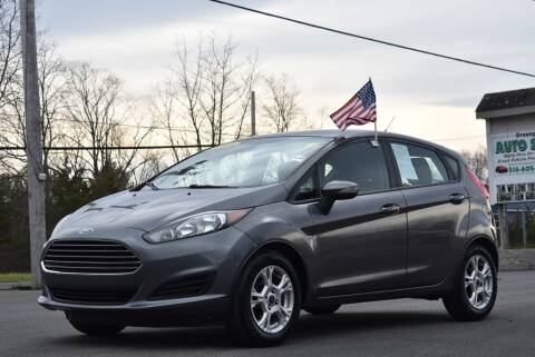 2014 Ford Fiesta for sale at GREENPORT AUTO in Hudson NY