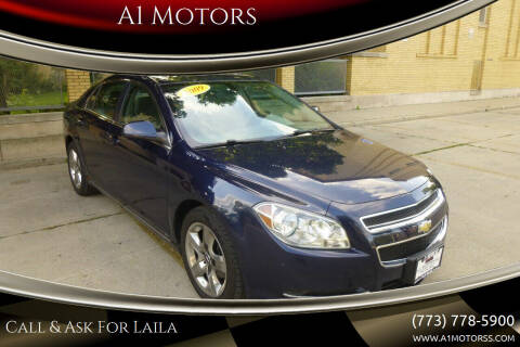 2009 Chevrolet Malibu for sale at A1 Motors Inc in Chicago IL