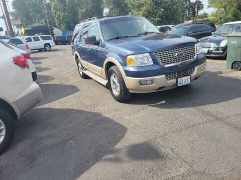 2006 Ford Expedition for sale at Bonney Lake Used Cars in Puyallup WA