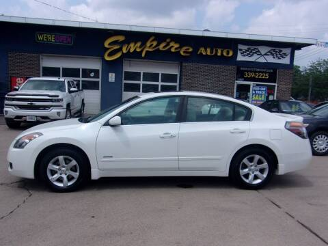 2009 Nissan Altima Hybrid for sale at Empire Auto Sales in Sioux Falls SD