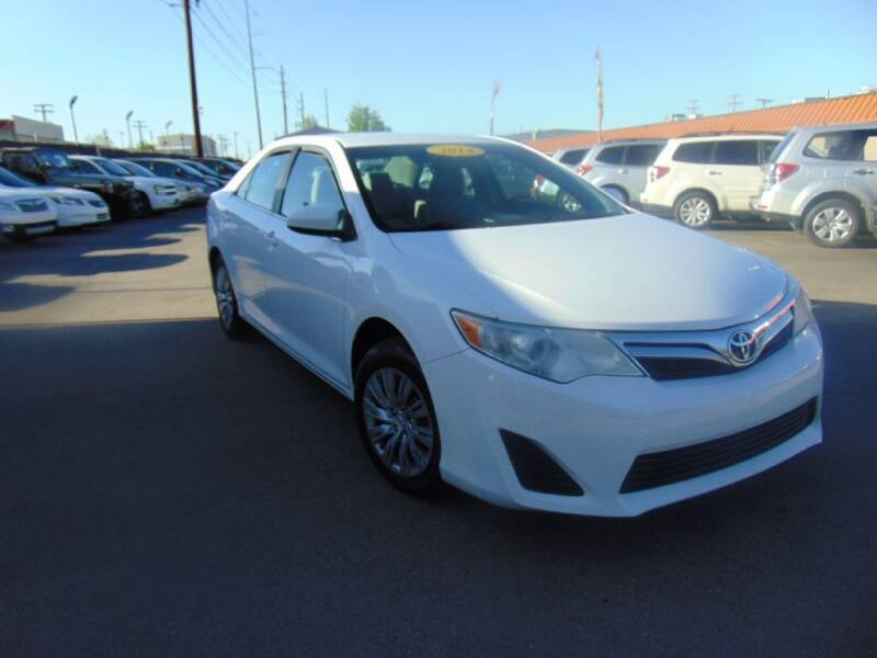 2014 Toyota Camry for sale at Avalanche Auto Sales in Denver CO