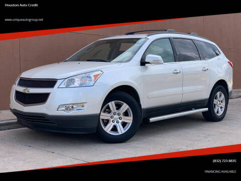 2012 Chevrolet Traverse for sale at Houston Auto Credit in Houston TX