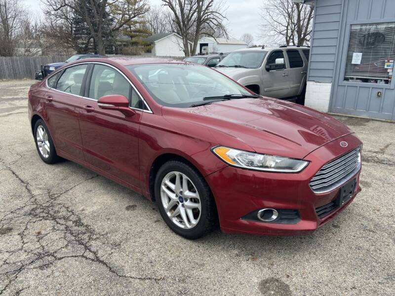 2013 Ford Fusion for sale at Stiener Automotive Group in Galloway OH