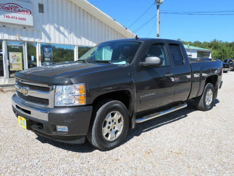 2010 Chevrolet Silverado 1500 for sale at Low Cost Cars in Circleville OH