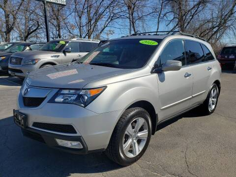 2013 Acura MDX for sale at Real Deal Auto Sales in Manchester NH