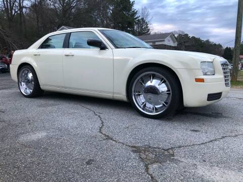 2008 Chrysler 300 for sale at CAR STOP INC in Duluth GA
