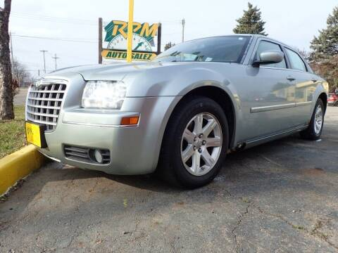 2006 Chrysler 300 for sale at RPM AUTO SALES in Lansing MI