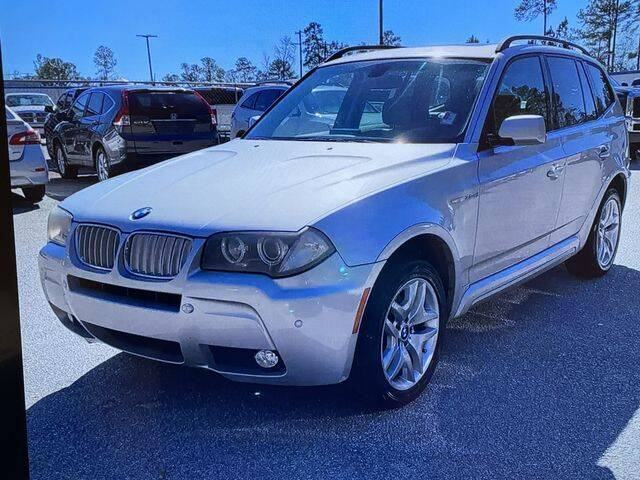 2007 BMW X3 for sale at Global Pre-Owned in Fayetteville GA