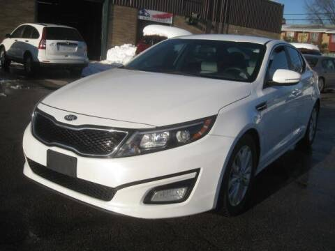 2014 Kia Optima for sale at ELITE AUTOMOTIVE in Euclid OH