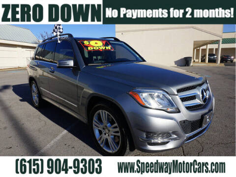 2013 Mercedes-Benz GLK for sale at Speedway Motors in Murfreesboro TN