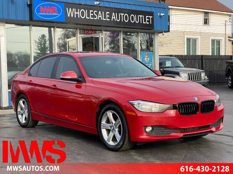 2013 BMW 3 Series for sale at MWS Wholesale  Auto Outlet in Grand Rapids MI