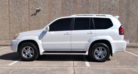2006 Lexus GX 470 for sale at M G Motor Sports in Tulsa OK