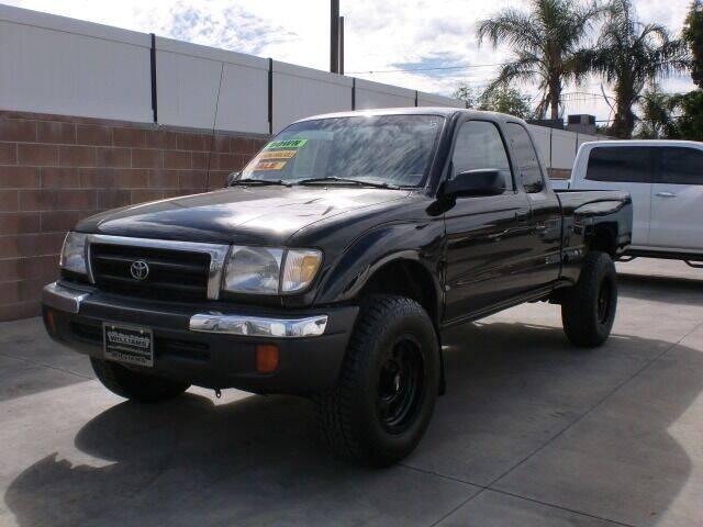 2000 Toyota Tacoma for sale at Williams Auto Mart Inc in Pacoima CA