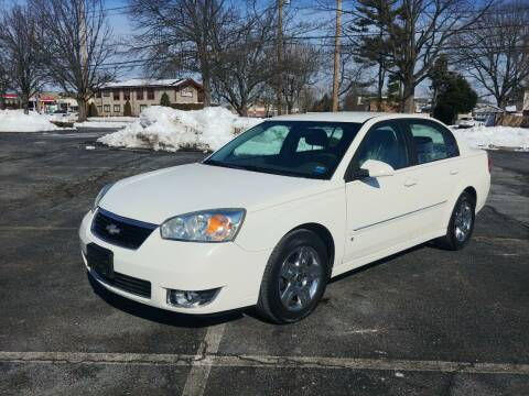 2007 Chevrolet Malibu for sale at Viking Auto Group in Bethpage NY