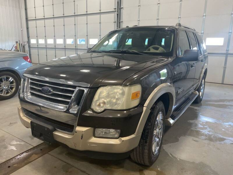 2007 Ford Explorer for sale at RDJ Auto Sales in Kerkhoven MN