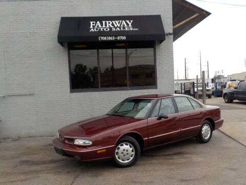 1999 Oldsmobile Eighty-Eight for sale at FAIRWAY AUTO SALES, INC. in Melrose Park IL