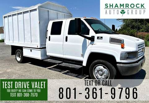 2008 Chevrolet C4500 for sale at Shamrock Group LLC #1 in Pleasant Grove UT
