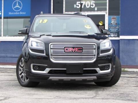 2013 GMC Acadia for sale at VIP AUTO ENTERPRISE INC. in Orlando FL