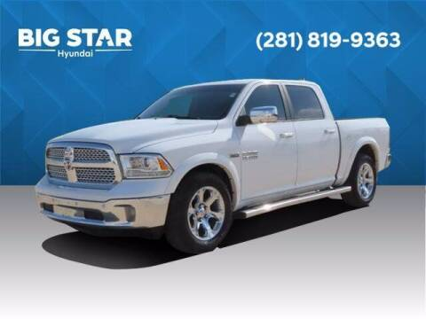 2017 RAM Ram Pickup 1500 for sale at BIG STAR HYUNDAI in Houston TX