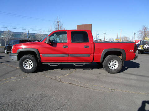 2004 Chevrolet Silverado 1500 for sale at Miller's Economy Auto in Redmond OR