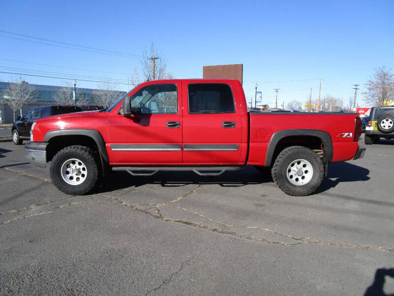 2004 Chevrolet Silverado 1500 for sale at Miller's Economy Auto in Redmond OR