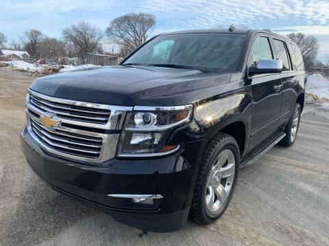 2015 Chevrolet Tahoe for sale at ONG Auto in Farmington MN
