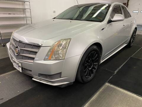 2011 Cadillac CTS for sale at TOWNE AUTO BROKERS in Virginia Beach VA