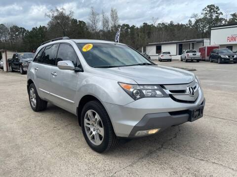 2009 Acura MDX for sale at AUTO WOODLANDS in Magnolia TX