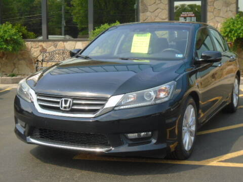 2014 Honda Accord for sale at Rogos Auto Sales in Brockway PA