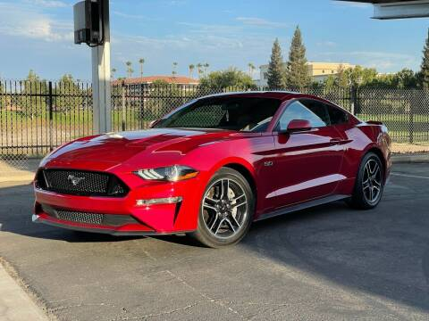 2020 Ford Mustang for sale at Autodealz of Fresno in Fresno CA