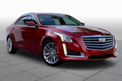 2017 Cadillac CTS for sale at CU Carfinders in Norcross GA