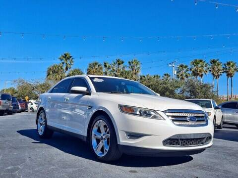 2010 Ford Taurus for sale at Select Autos Inc in Fort Pierce FL