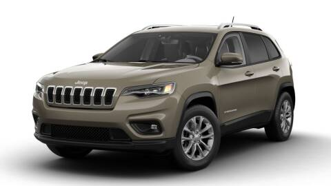 2021 Jeep Cherokee for sale at Kelly's Chrysler Center in Ada MN