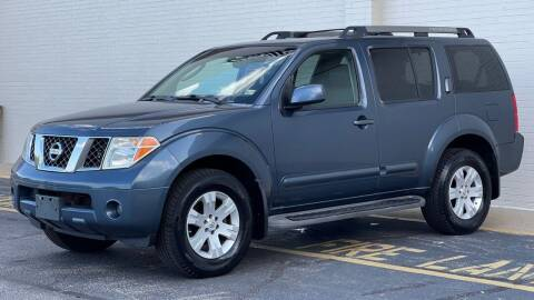 2005 Nissan Pathfinder for sale at Carland Auto Sales INC. in Portsmouth VA