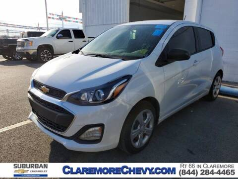 2019 Chevrolet Spark for sale at Suburban Chevrolet in Claremore OK