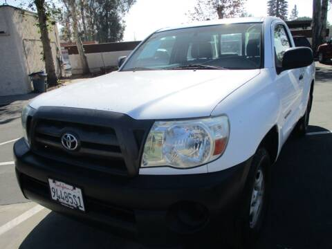 2009 Toyota Tacoma for sale at F & A Car Sales Inc in Ontario CA