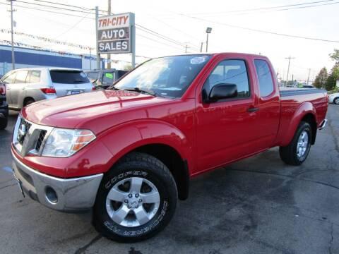 2010 Nissan Frontier for sale at TRI CITY AUTO SALES LLC in Menasha WI