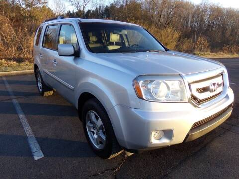 2009 Honda Pilot for sale at J & D Auto Sales in Dalton GA