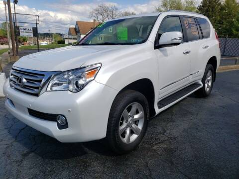 2012 Lexus GX 460 for sale at STRUTHER'S AUTO MALL in Austintown OH
